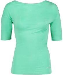 Zelené dámské tričko na jógu EXULT - NBSLF5597