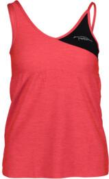 Narancssárga női funkciós fitness trikó TRIG - NBSLF5599