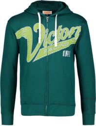 Zöld férfi melegítőfelső VICTORY