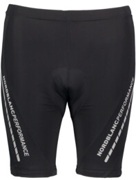 Pantaloni de ciclism negri pentru femei STEADY - NBSPL5680