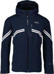 Men's blue ski jacket PEAK