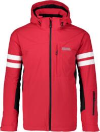 Červená pánská lyžařská bunda PRIMA