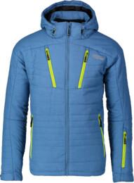 Men's blue winter jacket TRANSFORM