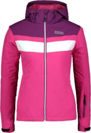 Geacă de schi roz pentru femei FACE