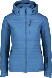 Women's blue winter jacket WORSHIP