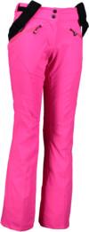 Women's pink ski pants EPITOME
