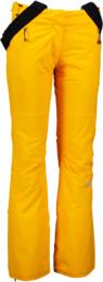 Damen Skihose orange AWE