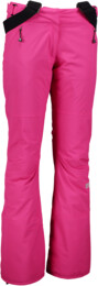 Women's pink ski pants AWE