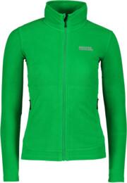 Women's green light fleece jacket TOO - NBWFL5881