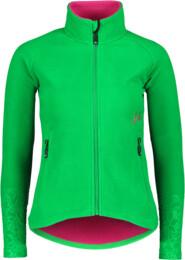 Hanorac din fleece verde pentru femei WITTY - NBWFL5883