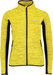 Žltý dámsky sveter FATAL