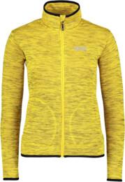 Žltý dámsky sveter CRITICAL