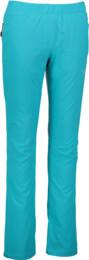 Kék női outdoor meleg nadrág FATED