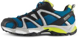 Women's blue sports shoes RACE LADY - NBLC65