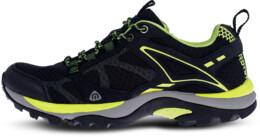 Čierne pánske športové topánky DOWNHILL - NBLC74