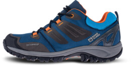 Men's blue outdoor shoes SMASH - NBLC78