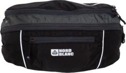 Černý batoh se zabudovanou ledvinkou SUPRISOR - NB80012