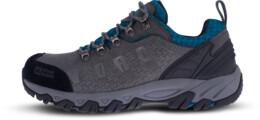 Šedé pánské kožené outdoorové boty ROCKY - NBLC83