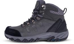 Szürke férfi outdoor bőr cipő RUGGED - NBHC87