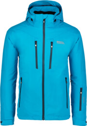 Men's blue ski jacket ARMOR