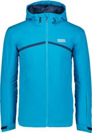 Jachetă de schi albastră pentru bărbați ROOF