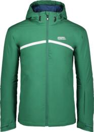 Men's green ski jacket ROOF