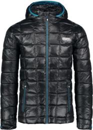 Černá pánská péřová bunda BLAZE