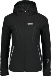 Jachetă de schi neagră pentru femei TOE