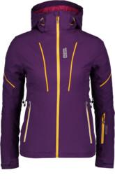 Women's purple ski jacket PIED