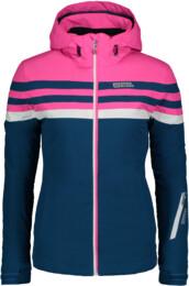 Modrá dámská lyžařská bunda TINGE