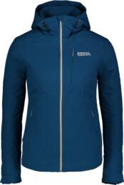 Modrá dámská lyžařská bunda CHARM
