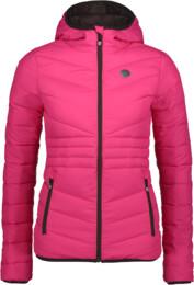 Ružová dámska prešívaná bunda GLAMOR - NBWJL6429