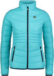Women's blue quilted jacket SAVOR - NBWJL6430