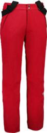 Men's red ski pants JET
