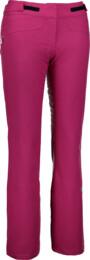 Růžové dámské lyžařské kalhoty LIMPID