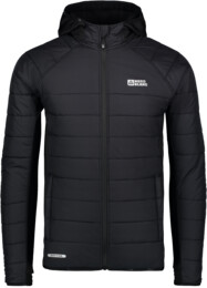 Men's black sports jacket PATRON - NBWJM6442
