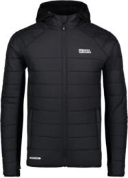 Čierna pánska športová bunda PATRON - NBWJM6442