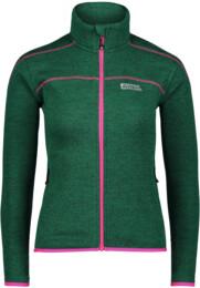 Zelený dámsky sveter SUBTLE