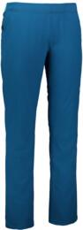 Pantaloni de timp liber albaștri pentru bărbați FLEXION - NBFPM6487