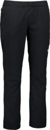 Čierne pánske zateplené outdoorové nohavice FLEXION