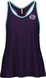 Lila női funkcionális trikó SPARE - NBFLF6520