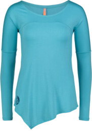 Kék női funkciós póló LAPPET - NBFLF6536