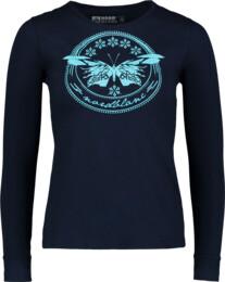 Kék női póló FLY