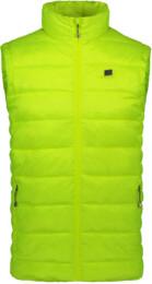 Žlutá pánská vesta DEFENCE - NBWJM6590