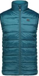 Zelená pánská vesta DEFENCE - NBWJM6590