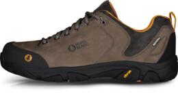Fekete férfi outdoor bőr cipő FIRSTFIRE - NBLC40