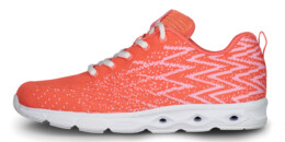 Pink sports shoes PUNCHY - NBLC6859