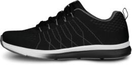 Šedé sportovní boty VELVETY - NBLC6863