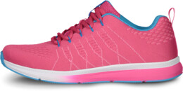 Pink sports shoes VELVETY - NBLC6863