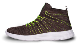 Zelené športové topánky BRAZEN - NBLC6864